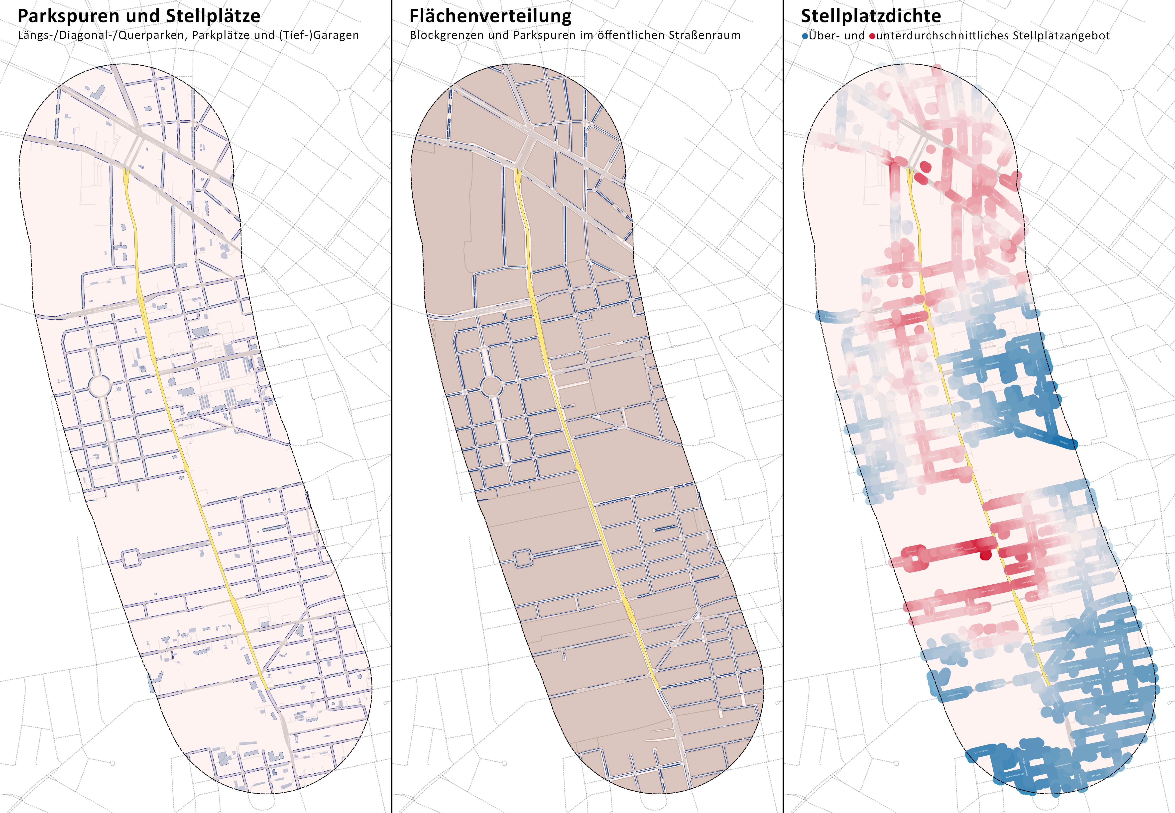 Parkplatzanalyse Abb.-Zusammenstellung