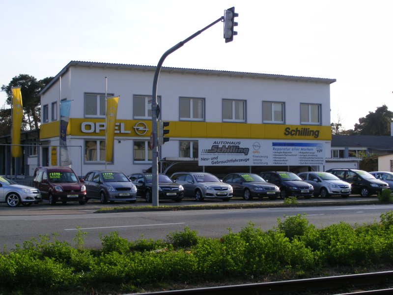 Automobilhandel J Jundt Einzelhandel Leipziger Stra E