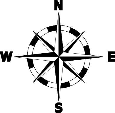 File:Compass-wheel-black-white-letters-400.png