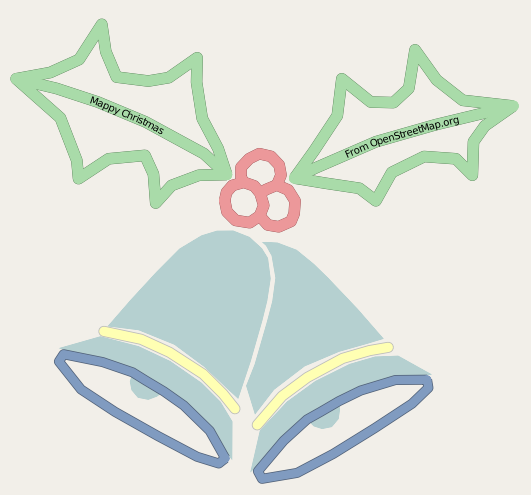 File:Holly bells Mappy Christmas from OSM.png