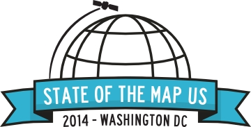 File:State of the Map US 2014 logo.png