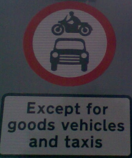 File:UK no motor vehicles except.jpg