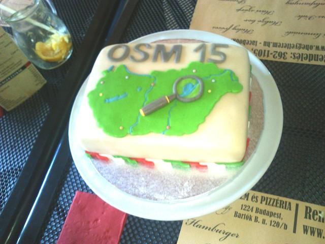 OSM torta