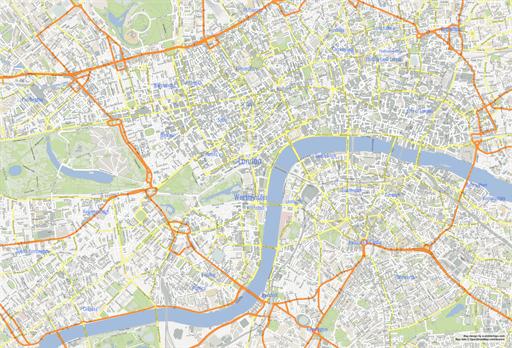 Free London Street Map.Scalablemaps Openstreetmap Wiki