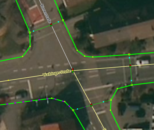 File:Crossing four-way intersection moved kerbs 2016.png