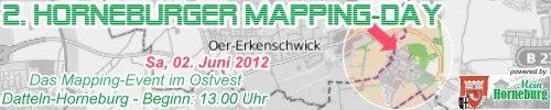 Logo Horneburger Mapping-Day