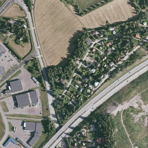 Tile from Lahti aerial image