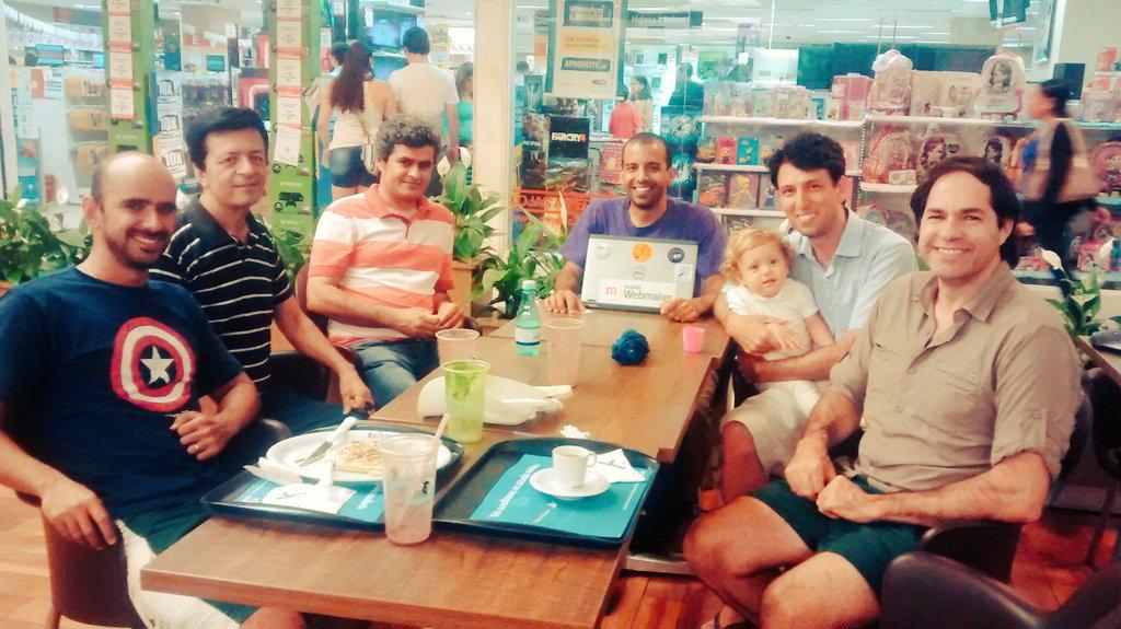 Encontro OSM Brasília - Janeiro/2015