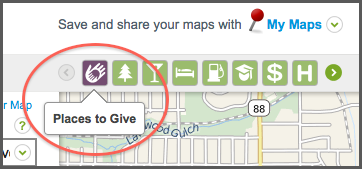 Charity-icon maptoolbar MapQuest.png