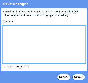 File:Empty Changeset Comment Box (Potlatch 2).PNG