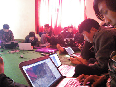 Bajrabarahi Nepal mapping training.jpg