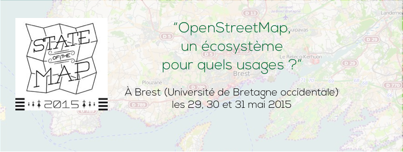 State of the Map France 2015 OpenStreetMap Wiki
