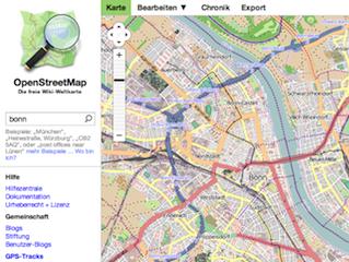 Bonn Karte.Bonn Bonnaufkarten Openstreetmap Wiki