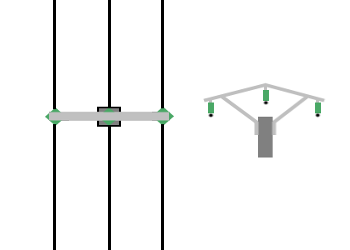 Power line chart pole suspension.png