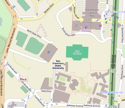 Education SFSU OpenStreetMap Wiki