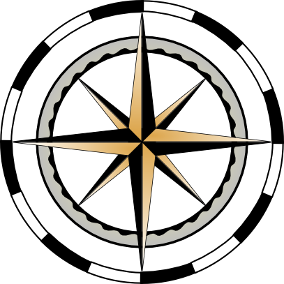 File:Compass-rose-mustard-64.png