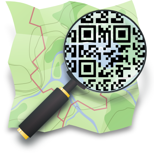 File:New-osm logo with qr.png