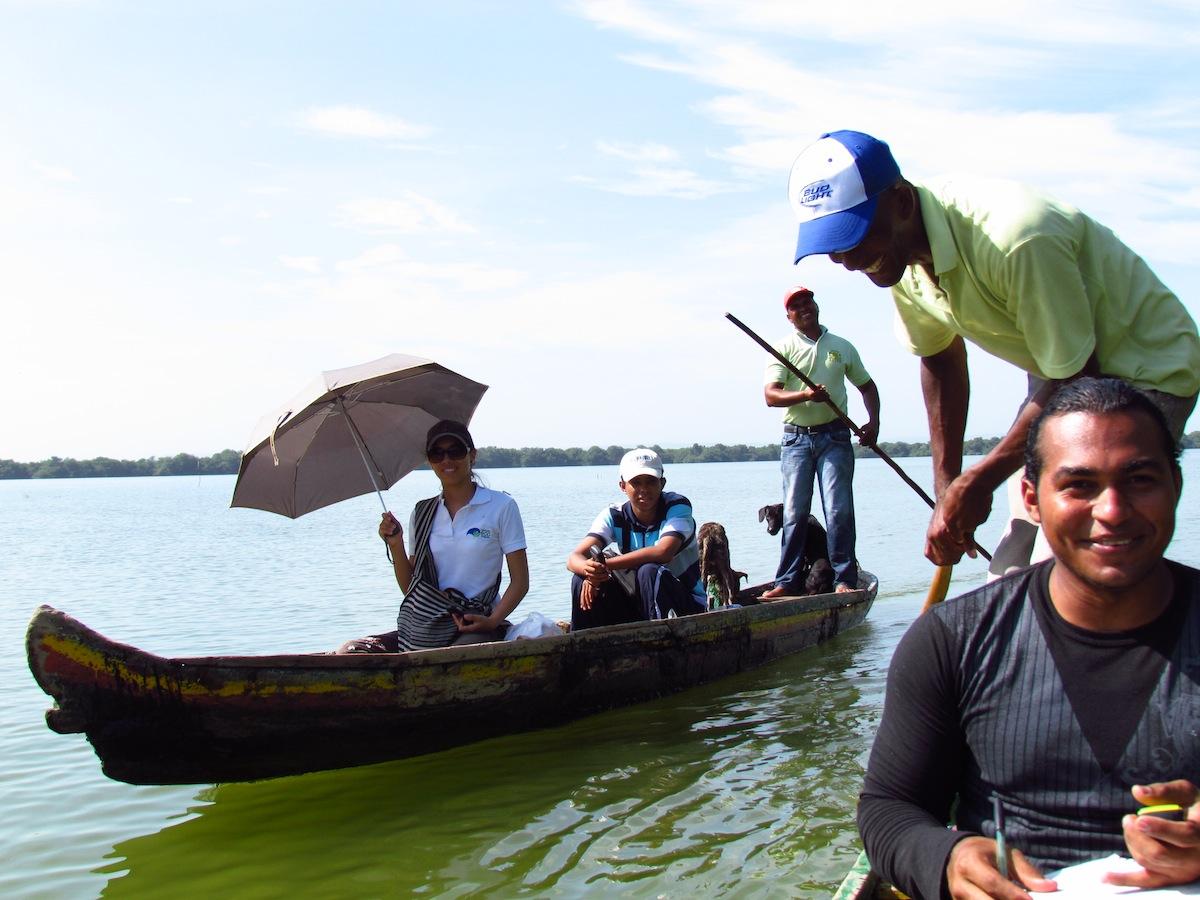 Canoe mapping