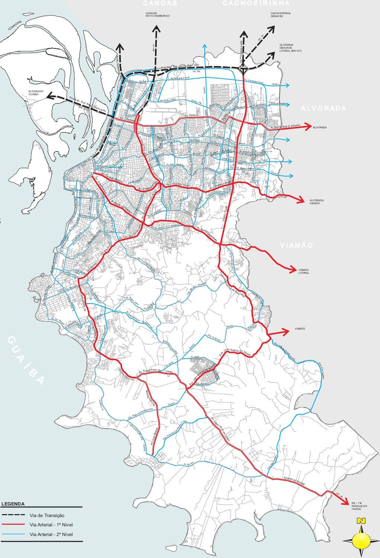 Porto Alegre Rio Grande do SulSistema Virio  OpenStreetMap Wiki