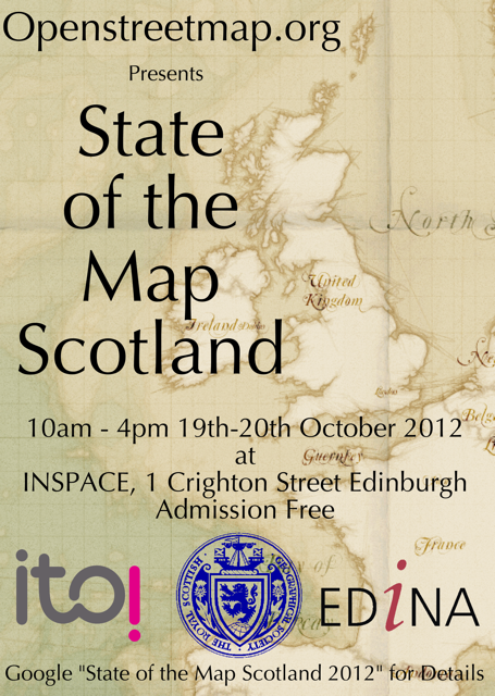 State of the Map Scotland