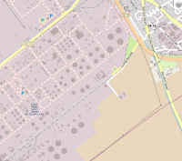 Screenshot of OSM Transportation map (for Garmin devices)