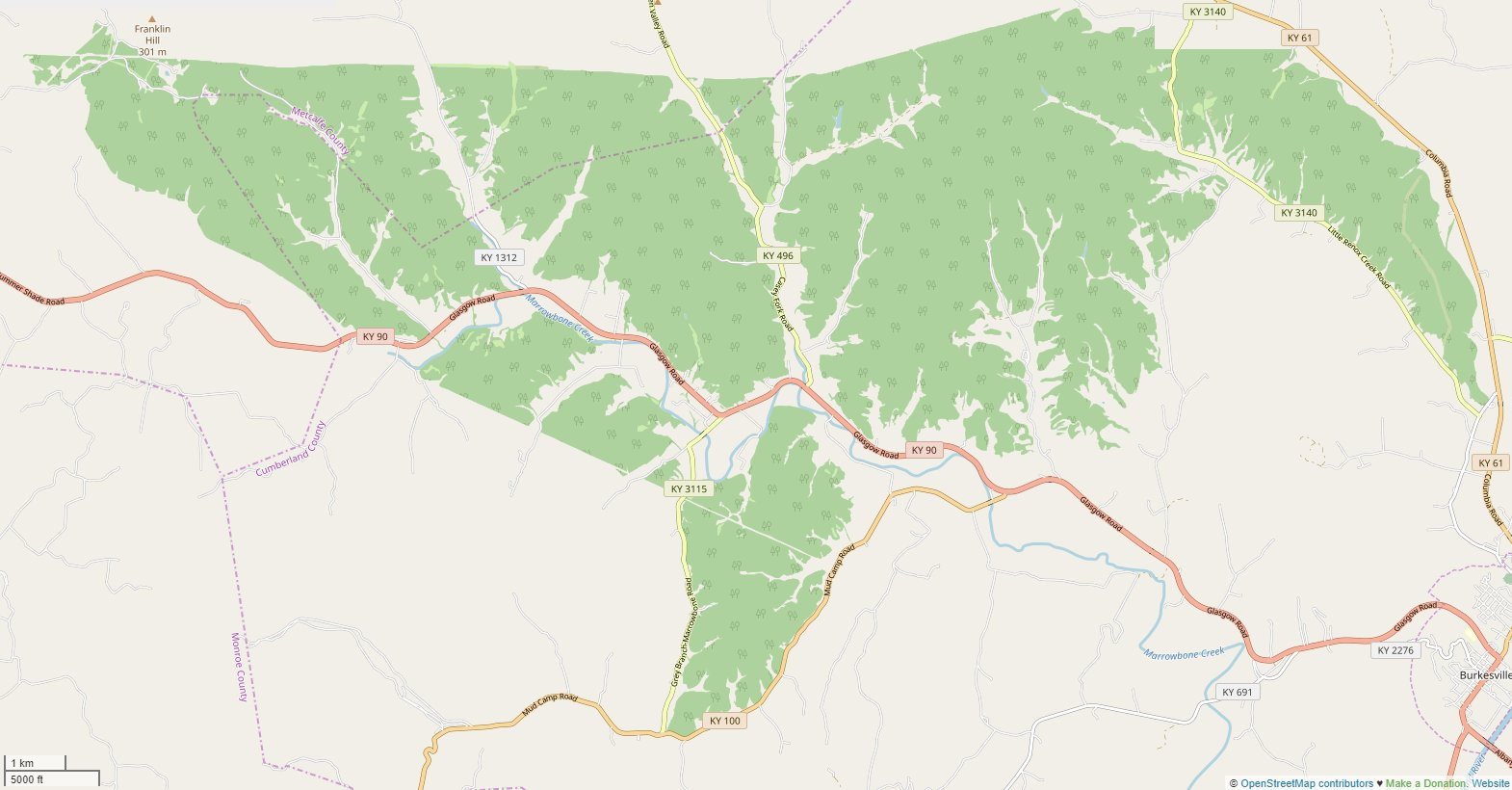 KY Landcover