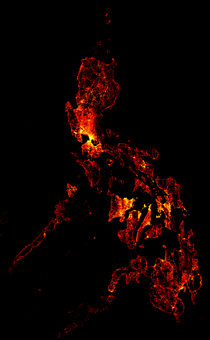 Philippines node density 2014-10-01.png