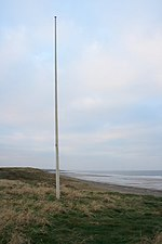 Flagpole, Scanbeck Howle - geograph.org.uk - 634737.jpg