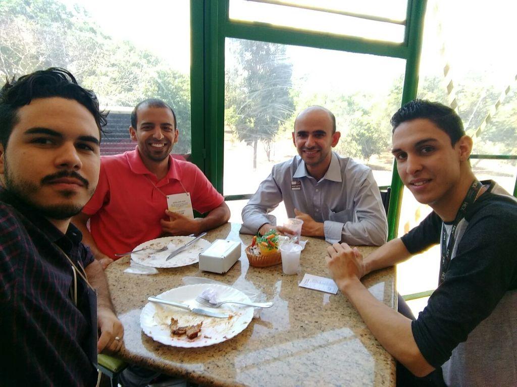 Almoço OSM BSB