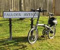Street sign uk and folding bike.jpg
