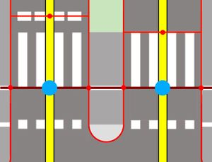 Segregated crossing + tci (foot - path).jpg