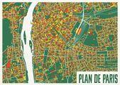 Ateljekartan.com green paris poster.jpg