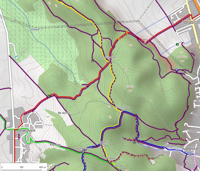 MTB map.cz
