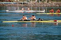 Daniel Lyons and Robert Espeseth of the US Olympic rowing team.JPEG