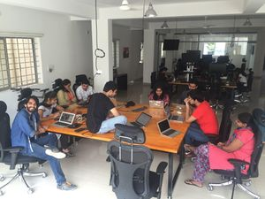 Bengaluru Hack weekend planning at Mapbox BLR.jpeg