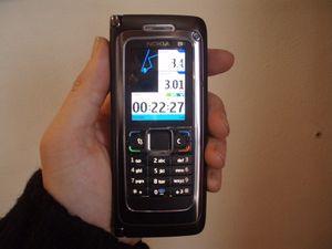 fr gps device reviews openstreetmap wiki rh wiki openstreetmap org Nokia Cyan Tracker ESPN Sports Tracker