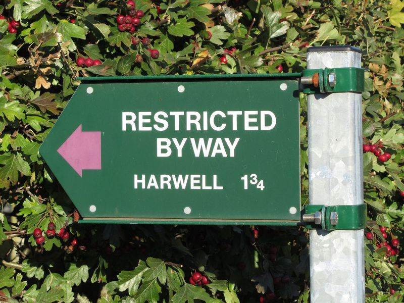 File:UK Restricted Byway signpost.jpg