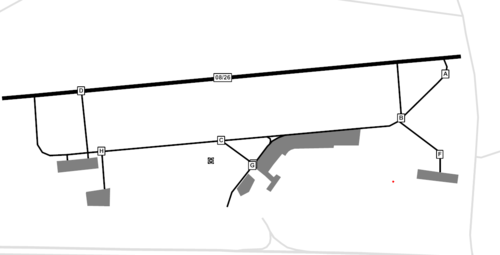 Example of an edited AirNav Style