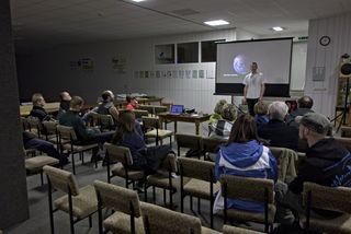 Der GPS-Workshop bei den Vierten Abenteuertagen in Glauchau