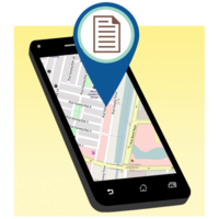 Screenshot of Geo Data Collect for Android