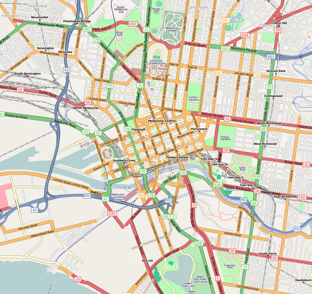 File:Melbourne Inner OpenStreetMap April 24 2008 Mapnik Update.png