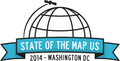 State of the Map US 2014 logo.png