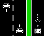 Cycle track shared bus right.png