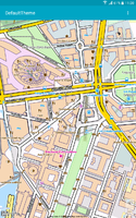 Screenshot of mapsforge