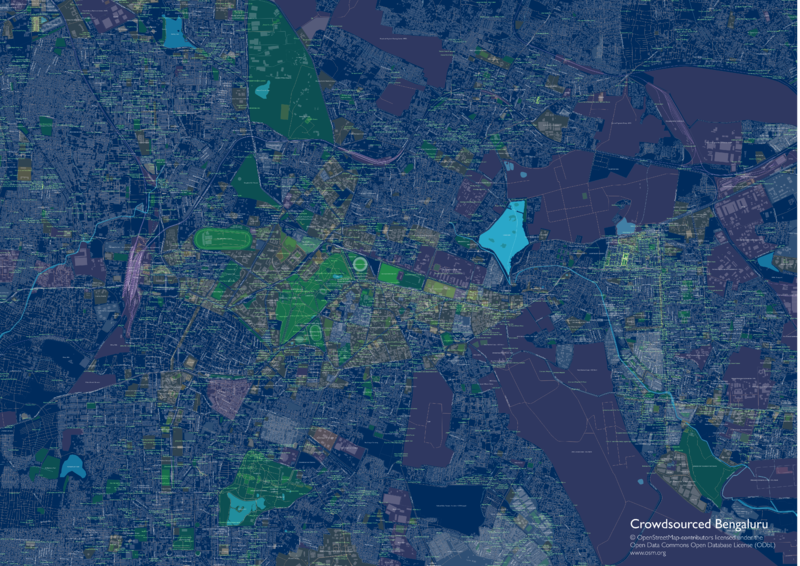 File:Bengaluru Crowdsourced 2015 - OSM data map.png