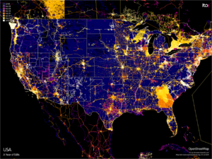 osm mapper 1 year of work in the us 20jul2009