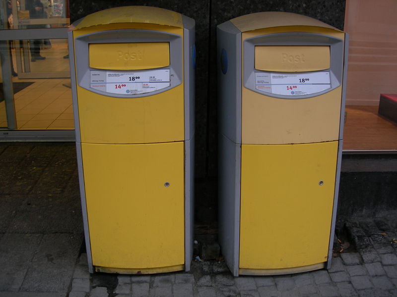 File:Double post boxes Sweden.jpg