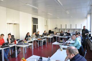 OSM Hackweekend Karlsruhe 2018