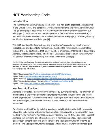 File:HOT Membership Code--proposal for annual meeting 2014