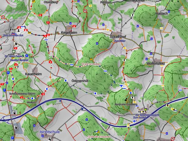 De Osmc Reitkarte Openstreetmap Wiki